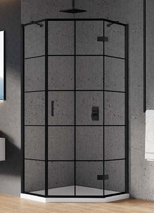 zalety kabiny prysznicowej pięciokątnej