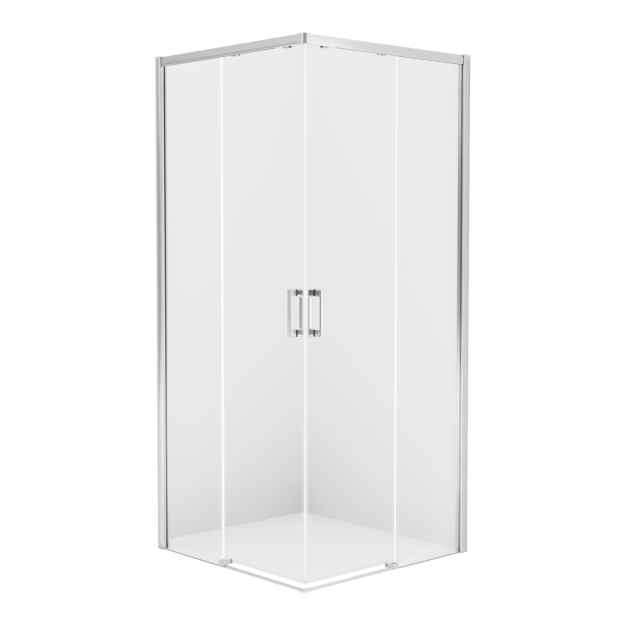 Kwadratowa kabina prysznicowa Prime firmy New Trendy
