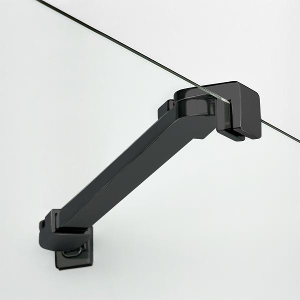 Wspornik czarny matowy  stabilizujący kabinę