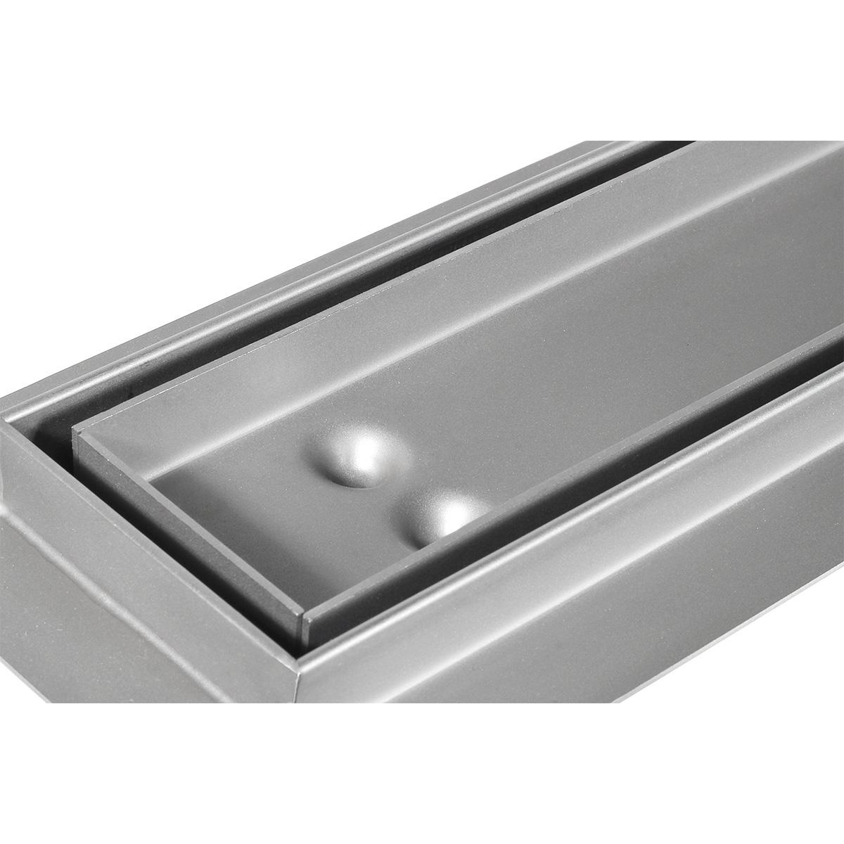 Odpływ liniowy Dexo Fill do wypełnienia płytkami